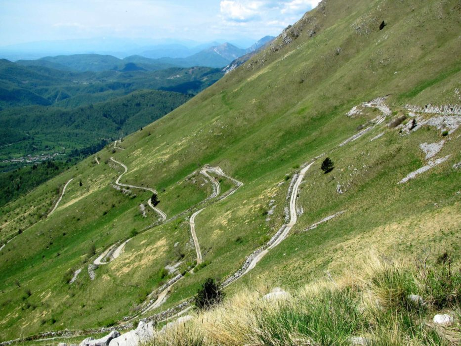 Descents Can Be Up To 12Km Long