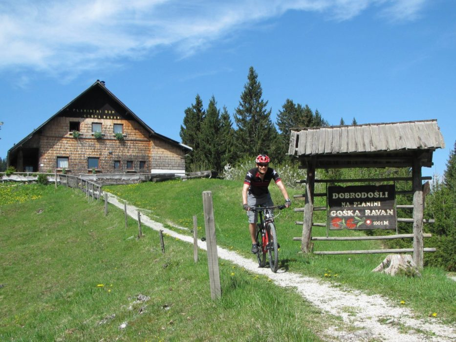 Finding A Mountain Hut May Solve Your Water Problems But May Introduce Beer Problems