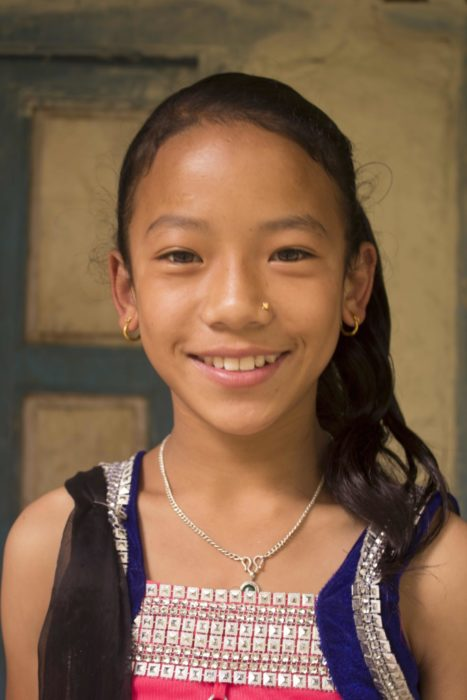 Nepalese Portrait 3