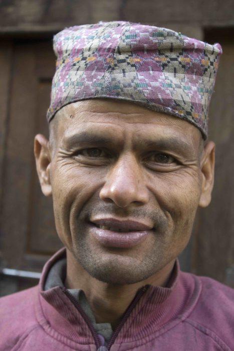 Nepalese Portrait 5