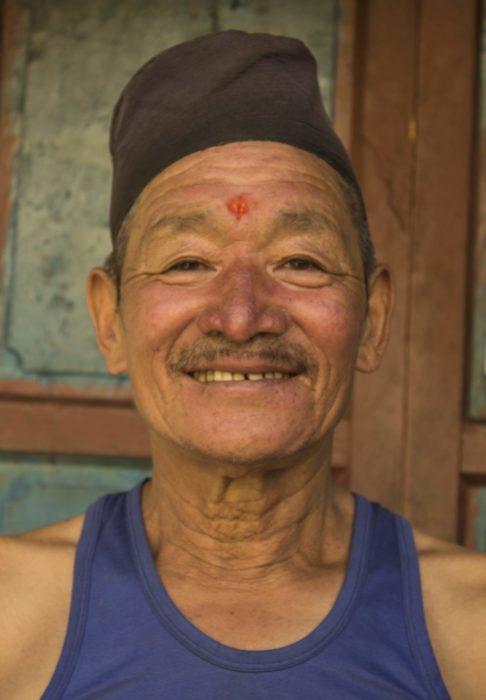 Nepalese Portrait 6