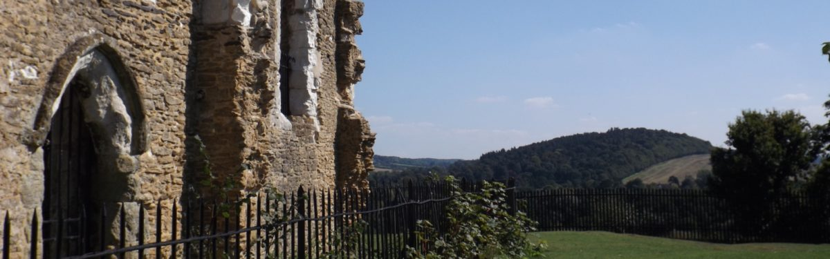 St  Catherines  Chapel Near  Guildford