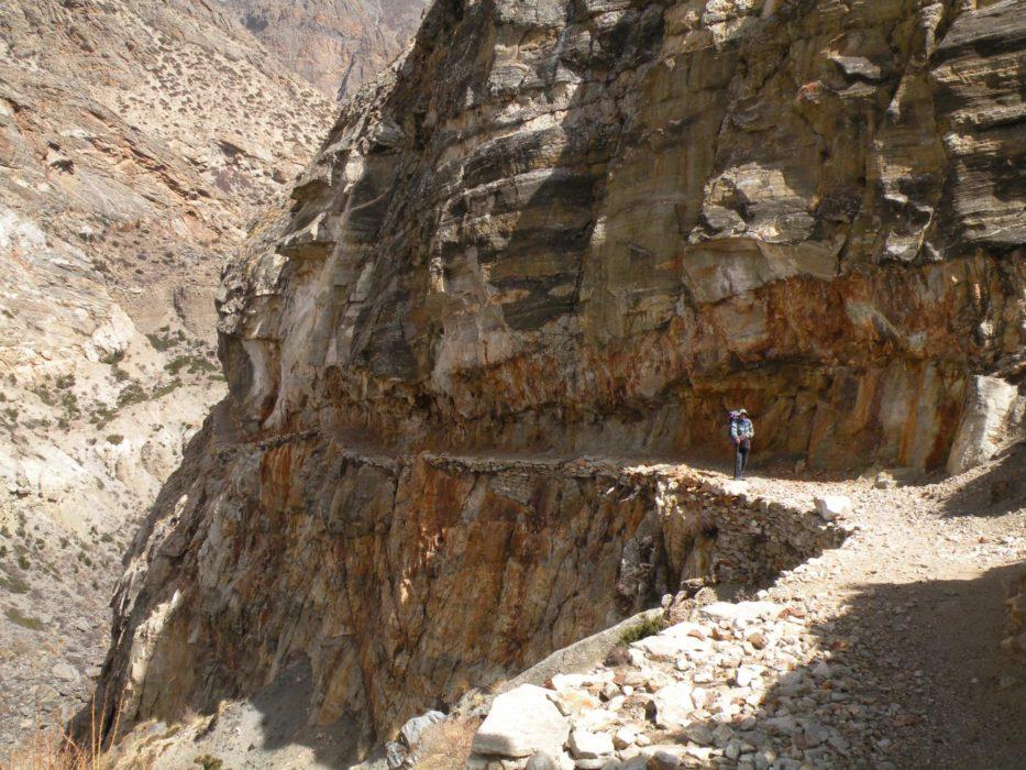 Nar  Phu  Trail To  Kyang