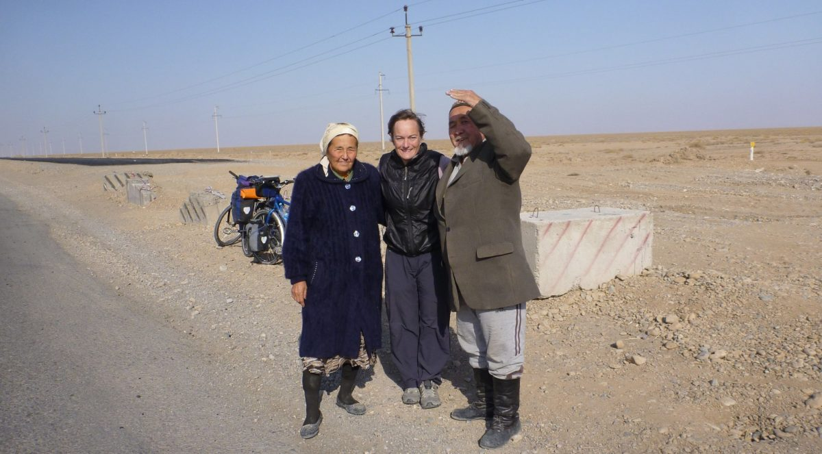 Making Friends In  Kyrgystan