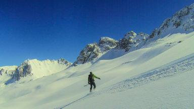 Snowboard Touring  Vanoise