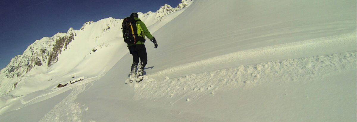 Approach To The  Refuge Du  Col Du  Palet