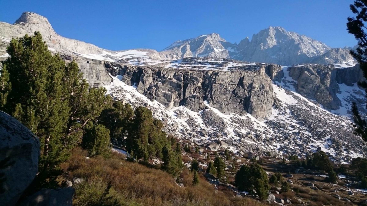 Unbeatable Views In The  Sierras