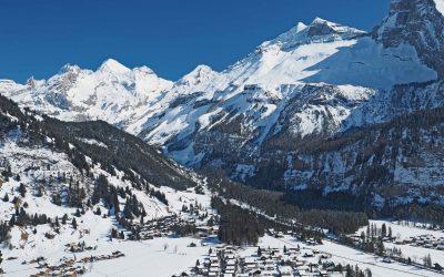 Walking High Up Above  Kandersteg