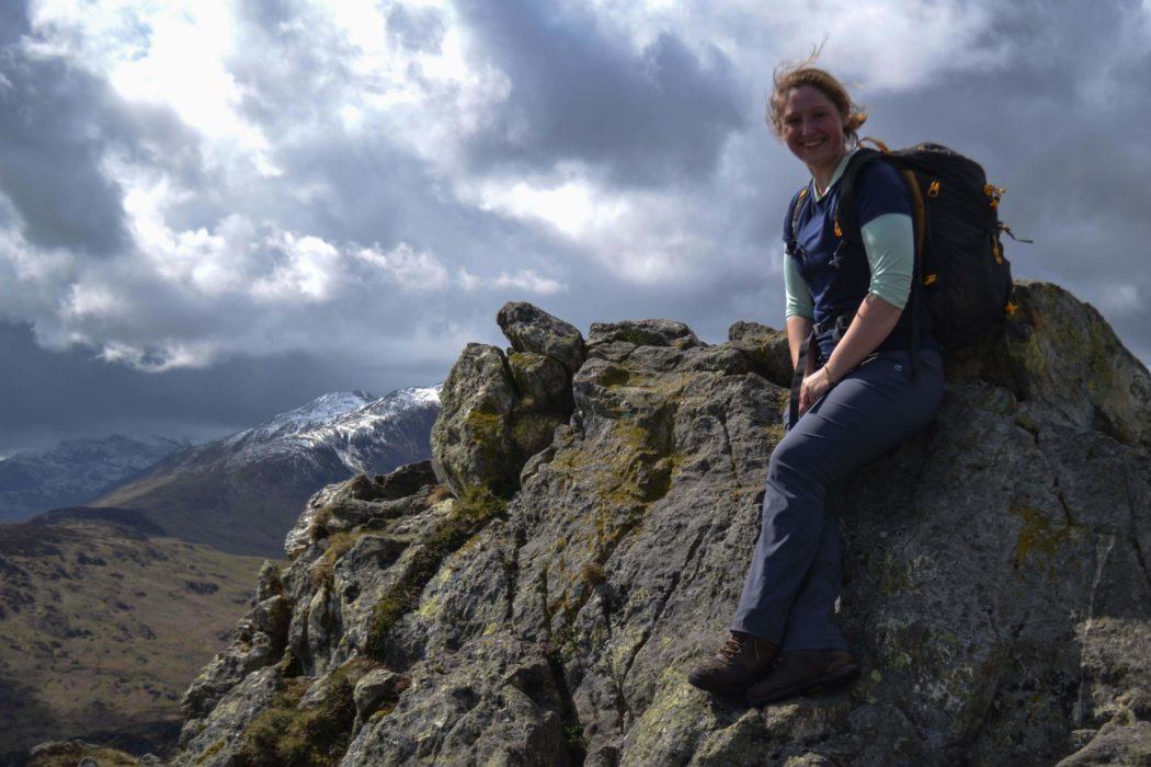 Creigiau Y  Garth In  Snowdonia