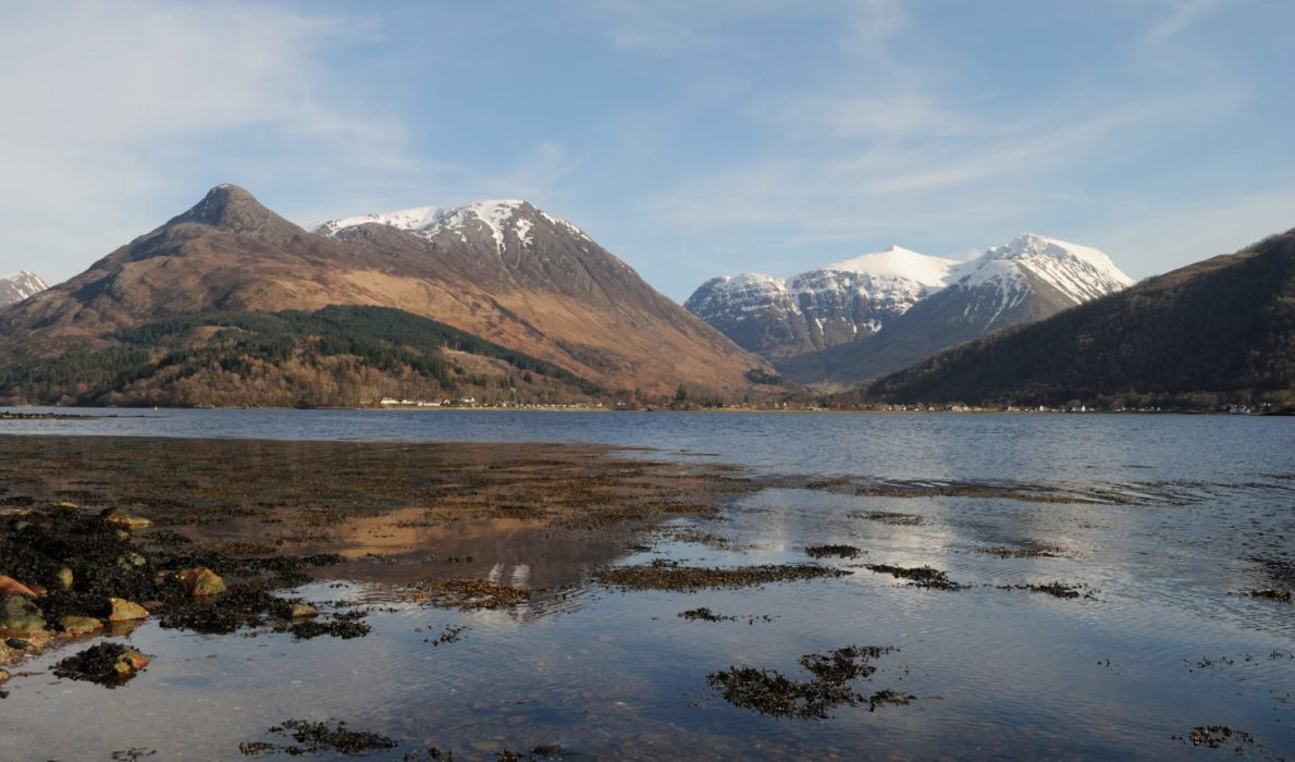 Pap Of  Glencoe And  Bidean Nam  Bian