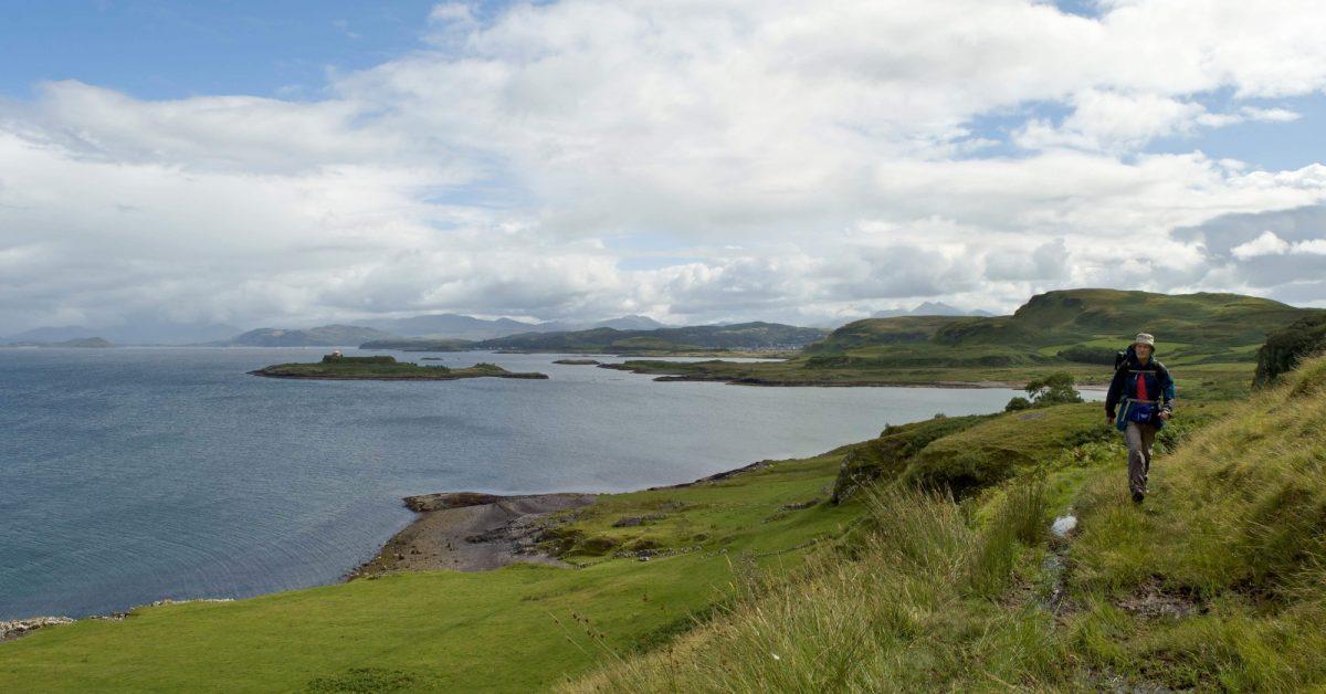 Slatrach  Bay And  Kerrera