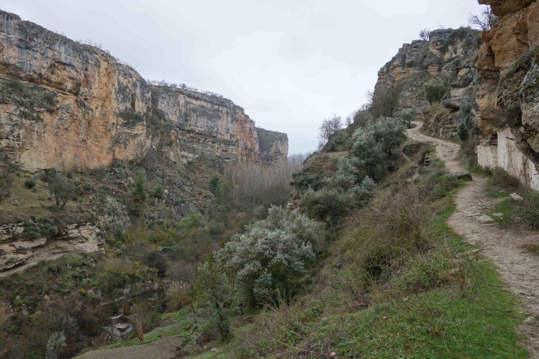 Alhama De  Granada Gorge