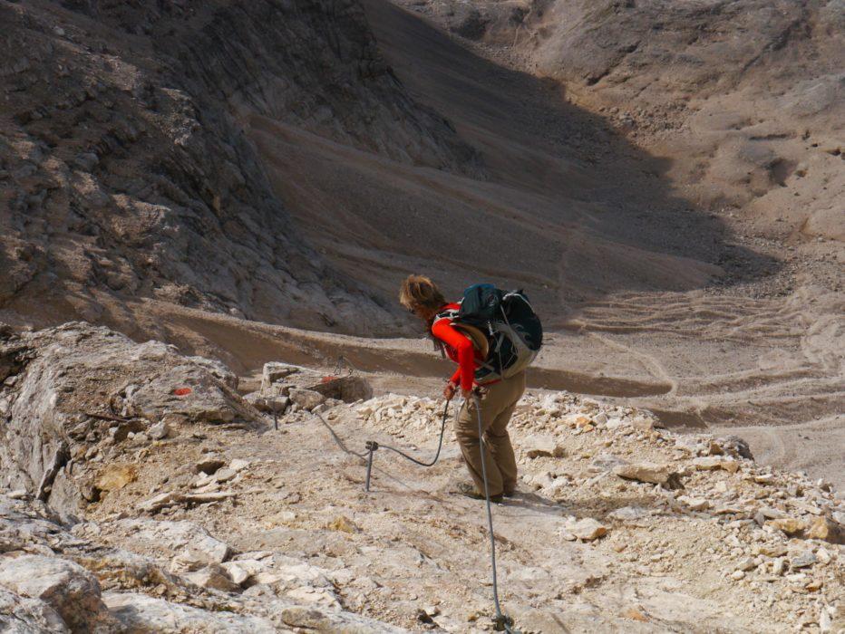 Alpine Cables Help Trekkers