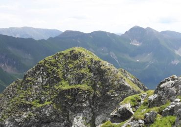 Mountain Running In  Romania