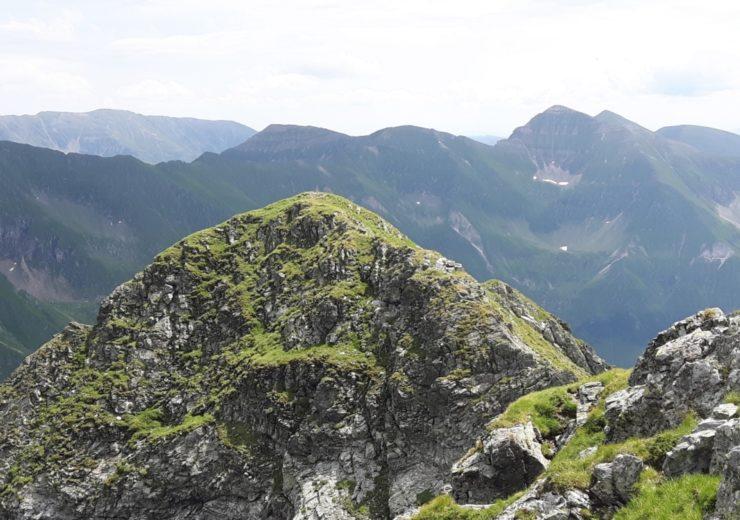 Mountain running in Romania's Făgăraş