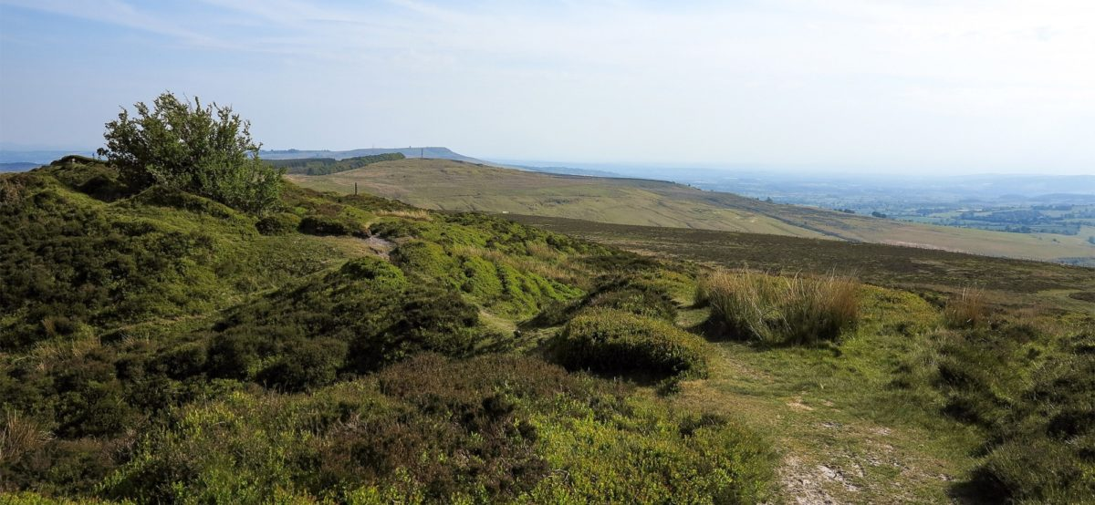 Brown  Clee  Hill