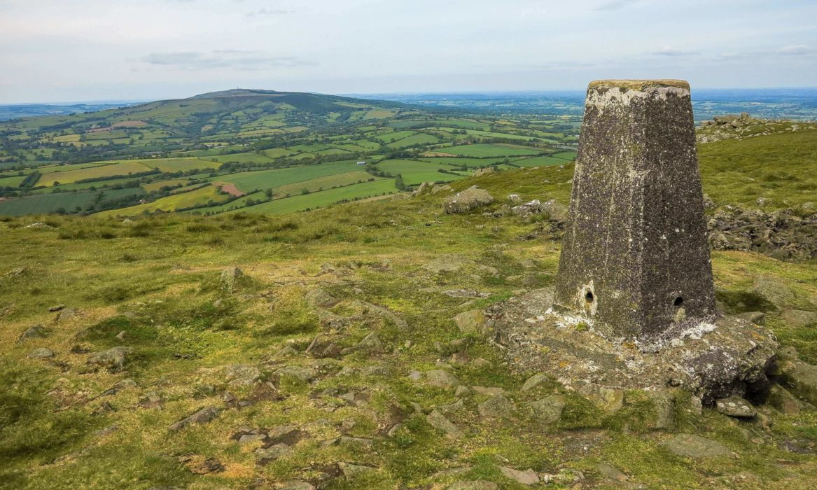 Titterstone  Clee  Hill