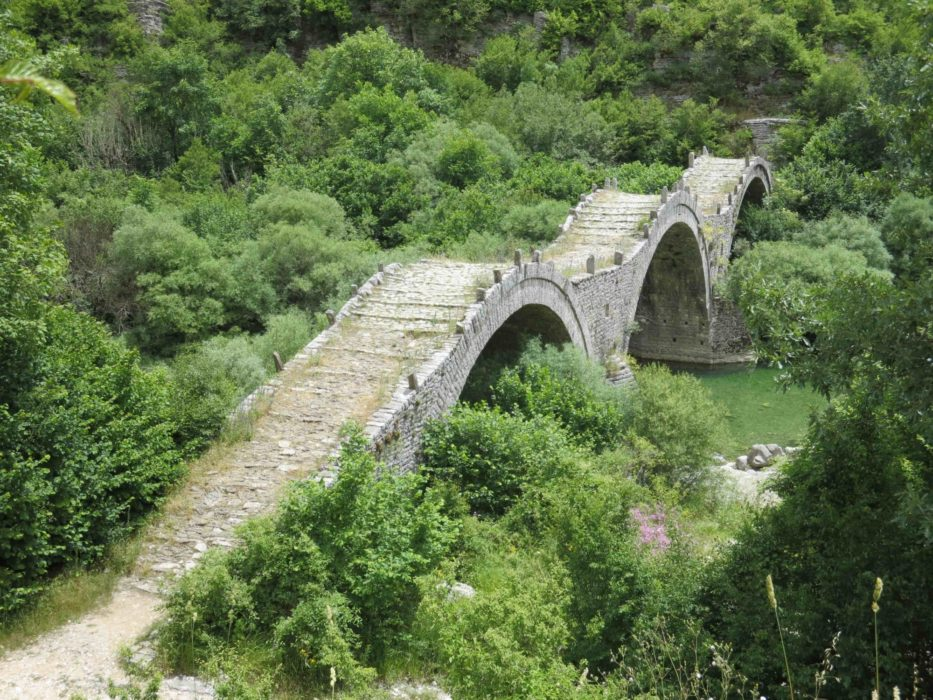 Bridge  Zagoria