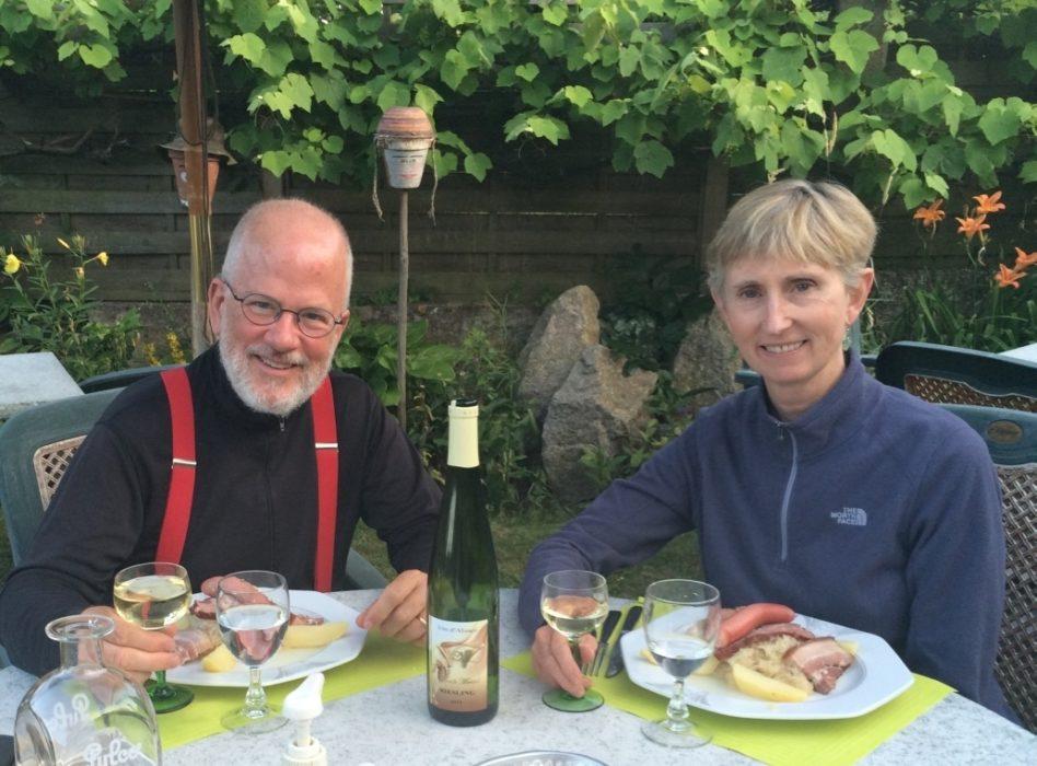 09  Food  Drink  Choucroute Garnie  Riesling In  Dambach La  Ville  Alsace Copy