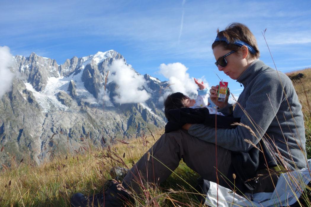 57  Day 6  Snack  Break  Mont De La  Saxe