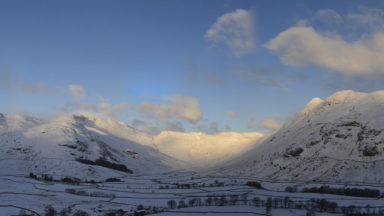 Lake District in Winter