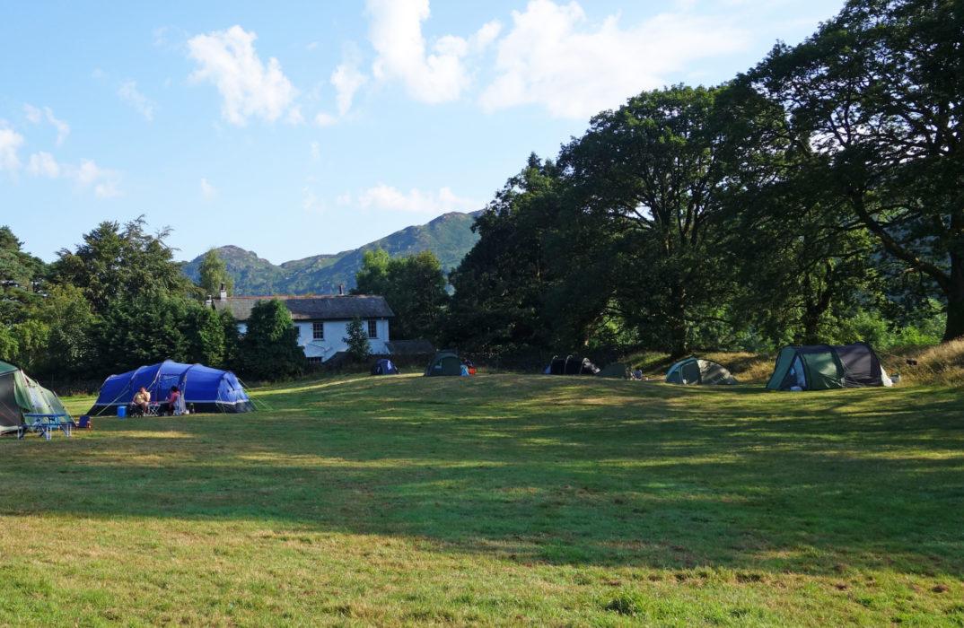 Rosthwaite Campsite