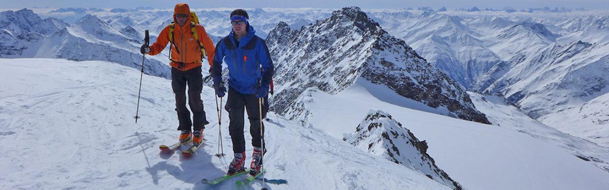 Ski Touring Norway December