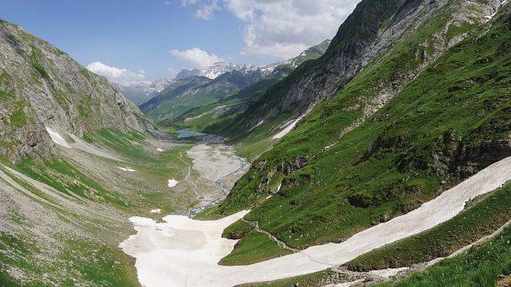 Below the Vignemale, Pyrenean Haute Route
