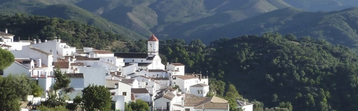 White villages of Andalucia