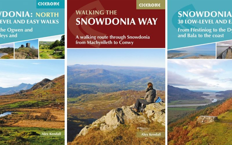 Live video: the secrets of Snowdonia with Alex Kendall