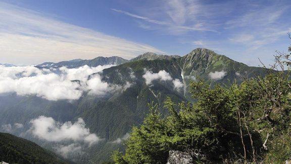 Hiking in Japan