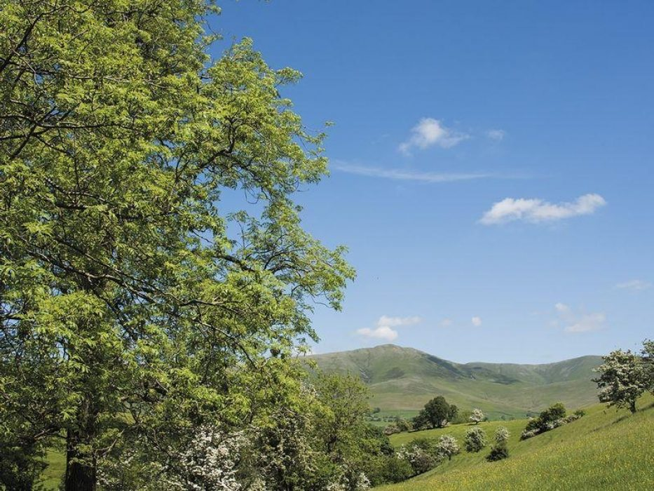 The Dales Way in the Yorkshire Dales, Northern England, can be done in 6 days