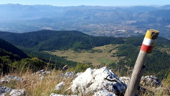 summit of Monte Rotondo