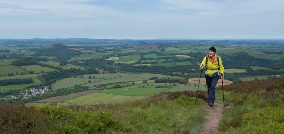 Scottish Borders – attracting walkers for over 3000 years