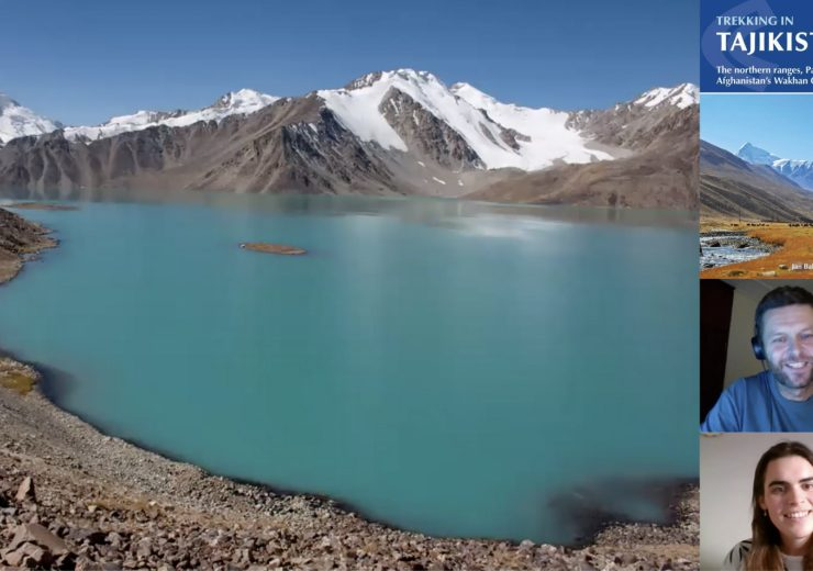 Live video: Trekking in Tajikistan and the Pamir Trail with Jan Bakker