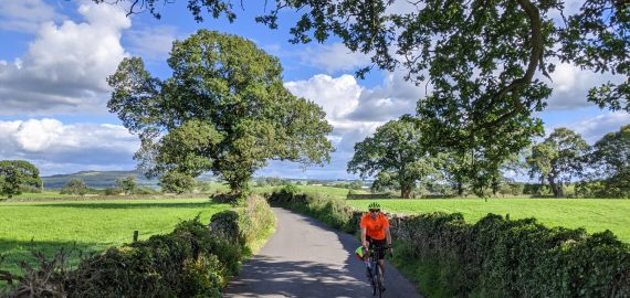 Travel by bike to walk the Lake District 3000ft peaks