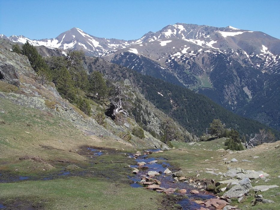 A typically lovely Andorran scene