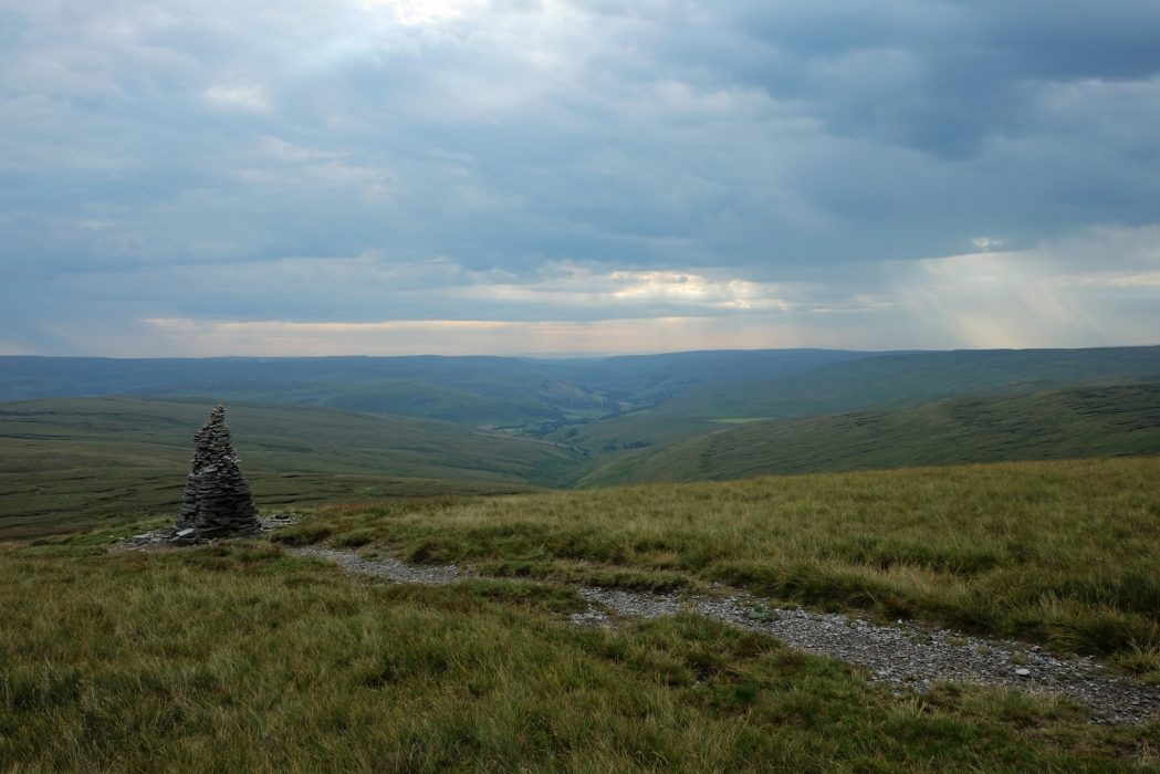 PW 10 Descent from Great Shunner Fell