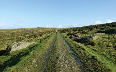 Heading towards Hangershell Rock