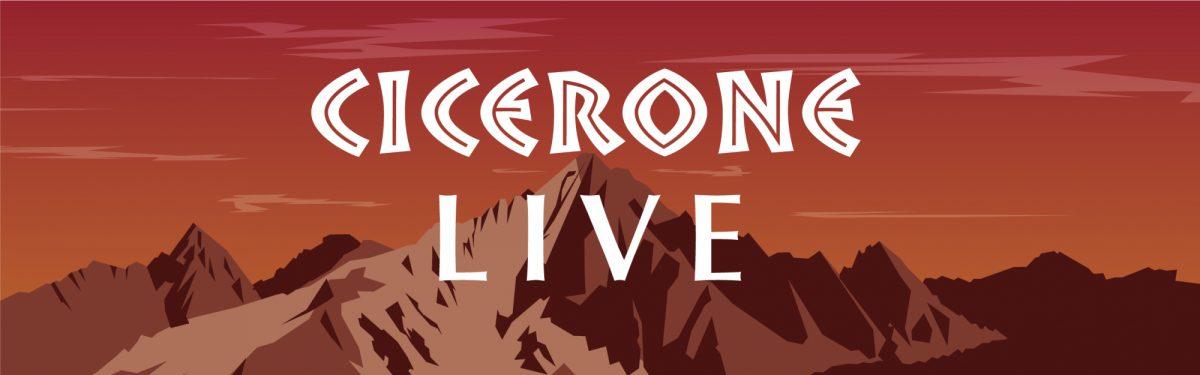Cicerone Live Web Banner