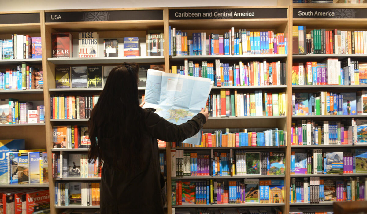 Map browsing