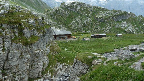 The Refuge De La Vogealle