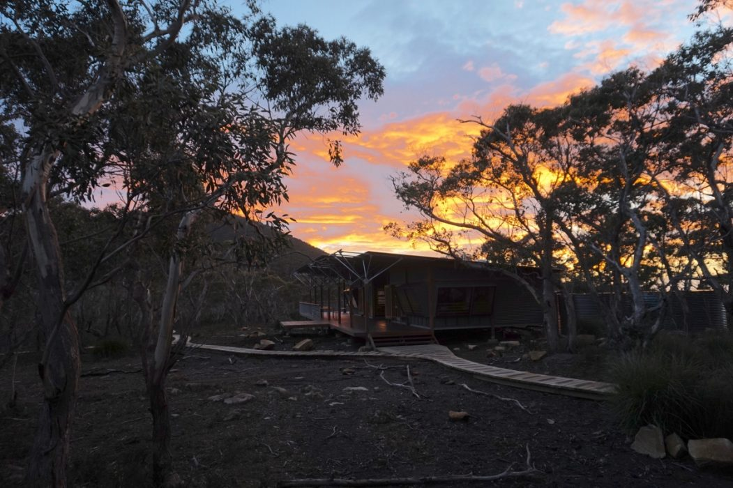Sunrise Over Retakunna The Final Hut