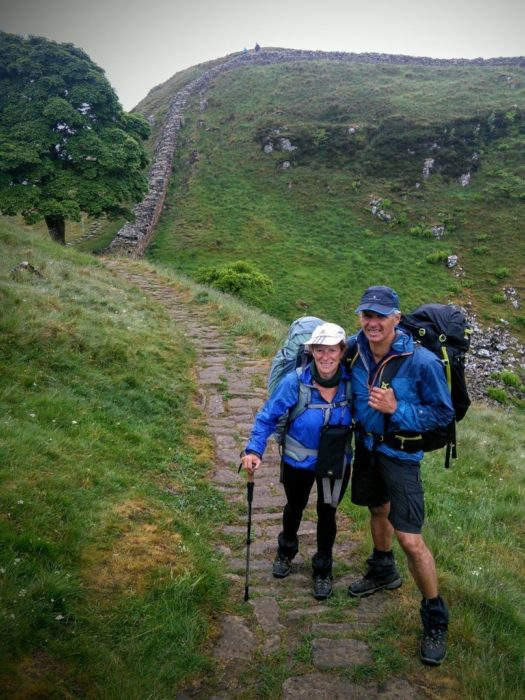 Pennine Way Bloggers Steve And Lynn