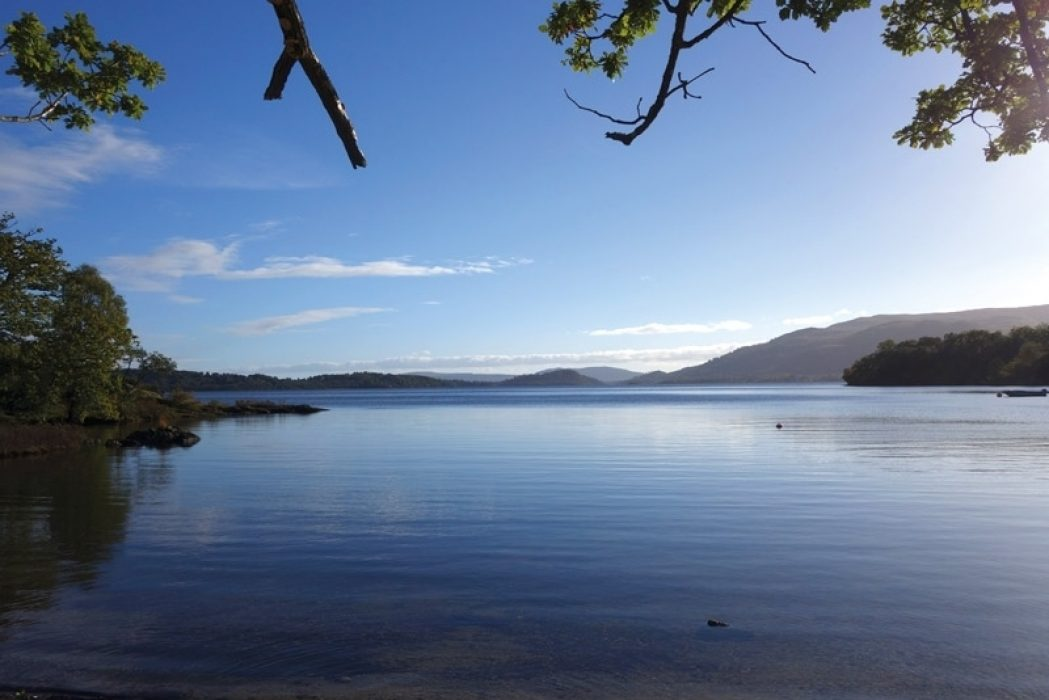 Gorgeous Landscapes On The West Highland Way