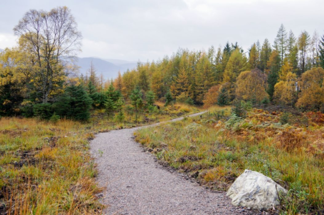 The Great Glen Way Can Be Walked In All Seasons