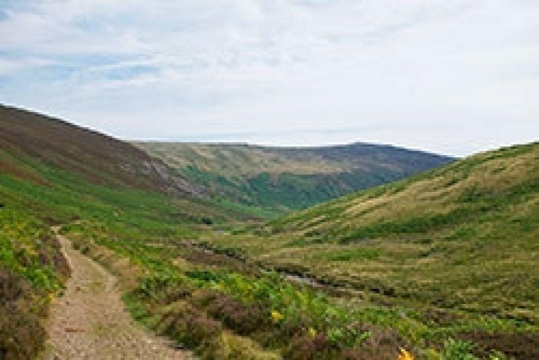 Cumbria Way with a Cicerone Guide