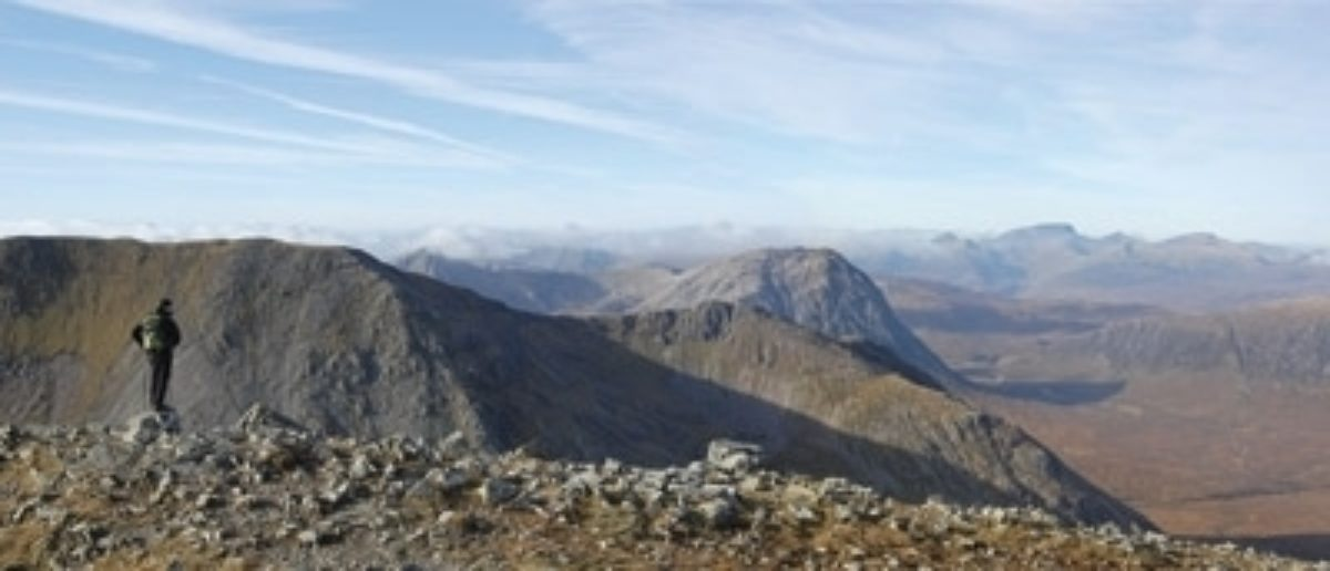 Meall A Bhuiridh Summit Route 10 - Not The West Highland Way