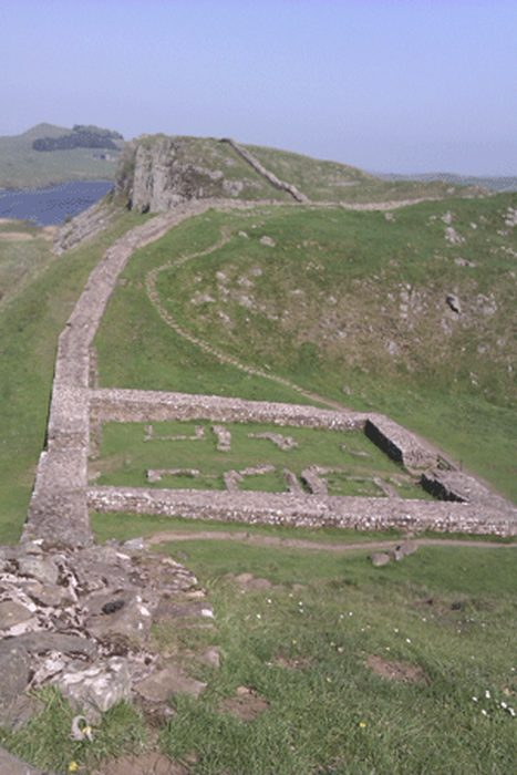 The Stunning Hadrian's Wall Trail