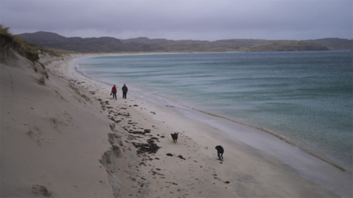 Bhaltos Beach Isle of Lewis